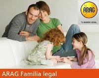 El seguro ARAG Familia Legal en inmobiliarias y promotoras