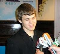 Magnus Carlsen se lleva el torneo de ajedrez AeroSvit 2008