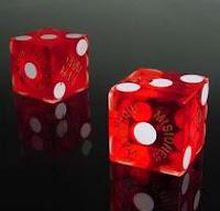 Jugar dados en un casino online