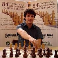 Diego Flores vencedor del 84 Campeonato Argentino Superior de Ajedrez 2009