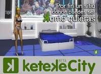 Hacer y buscar amigos en Keteke con Keteke City