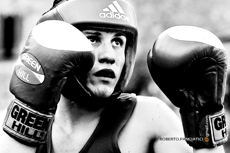 boxe gold gym siena roberto panciatici