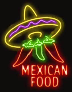 Cactus Mexican Food Studio City Menu