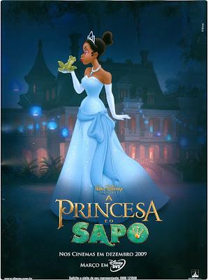 Baixar Filme A Princesa e o Sapo - Dublado
