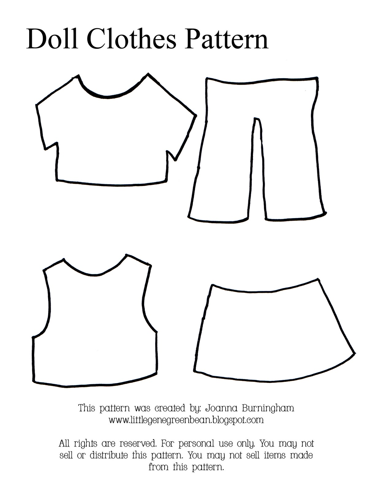 Images About Doll Template