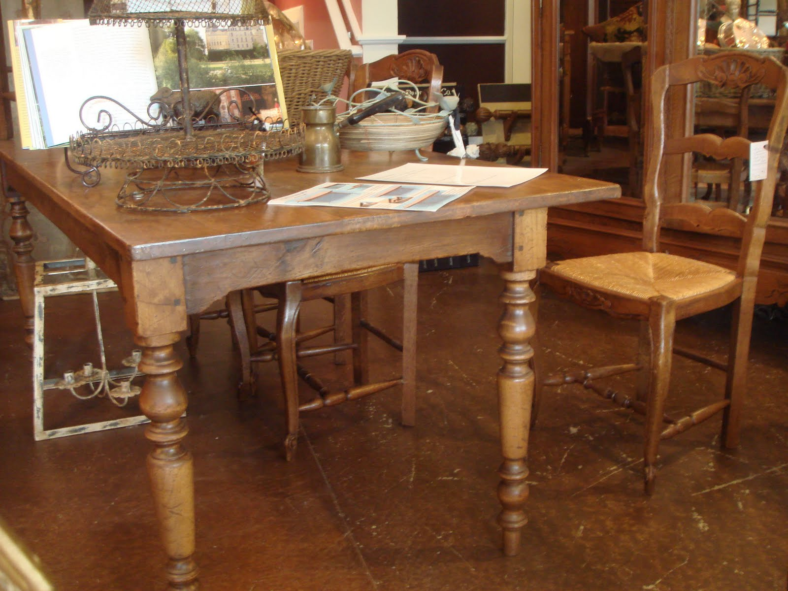 Antique Style Dining Room Project