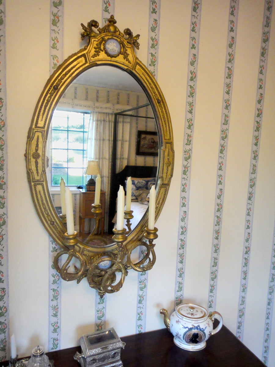 Antique Style: Favorite Collections: Antique Mirrors