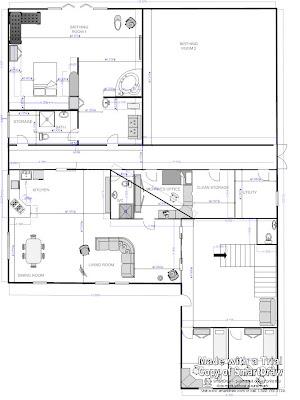 Sarah Stewart Floor Plan For Virtual Birth Unit