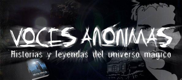 VOCES ANONIMAS