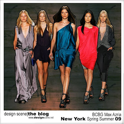 0205259122685 New York Spring Summer 2009  BCBG Max Azria - Design Scene