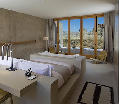 Amangiri hotel design scene for Design hotel utah