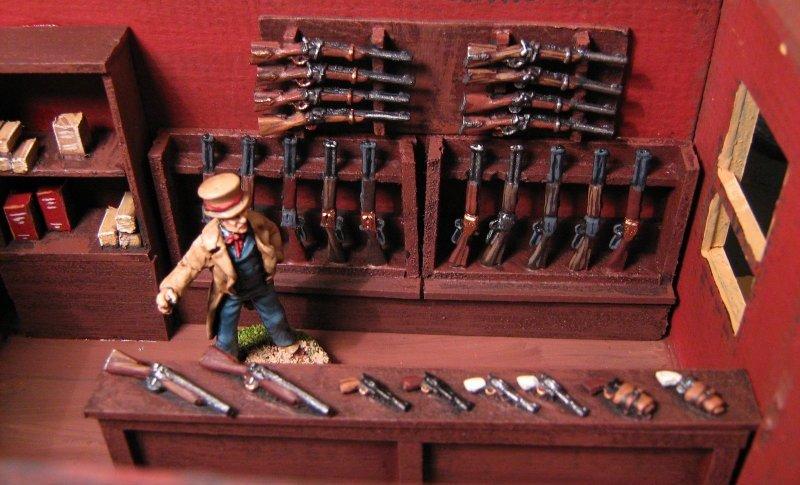 Carmens Fun Painty Time Gunshop And Galores Of Guns