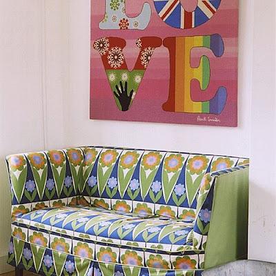 Los colores del estilo pop art - Decoracion pop art ...