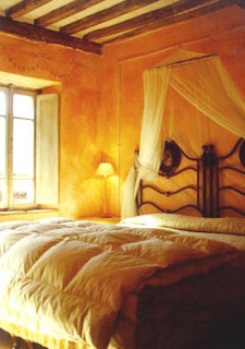 T cnica aguada o veladura en paredes - Tecnicas para pintar paredes interiores ...