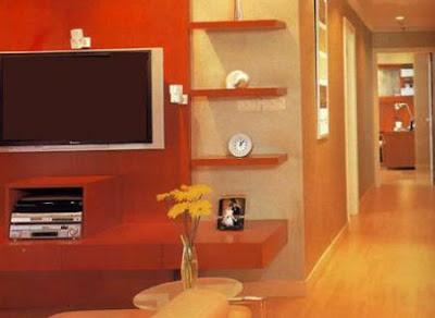Color y decoraci n de pasillos - Como pintar el pasillo de un piso ...