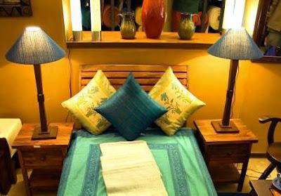 Colores y decoracin tnica PintoMiCasacom