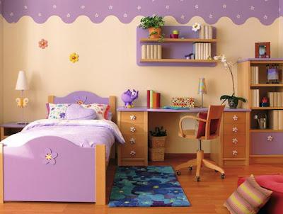 Los colores para el cuarto de los niños : PintoMiCasa.com