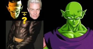 Piccolo the villain of the movie, nemesis of Goku