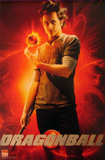 Justin Chatwin is Goku in Dragonball The Movie
