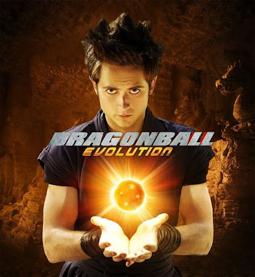 Dragonball Evolution directed by James Wong