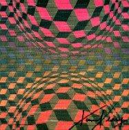 Psicodélico 1 (lsd blotter)