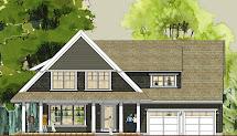 Simply Elegant Home Design Modern Cottage House