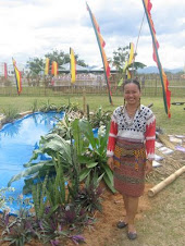 Blaan woman of Malungon