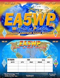 QSL EA5WP