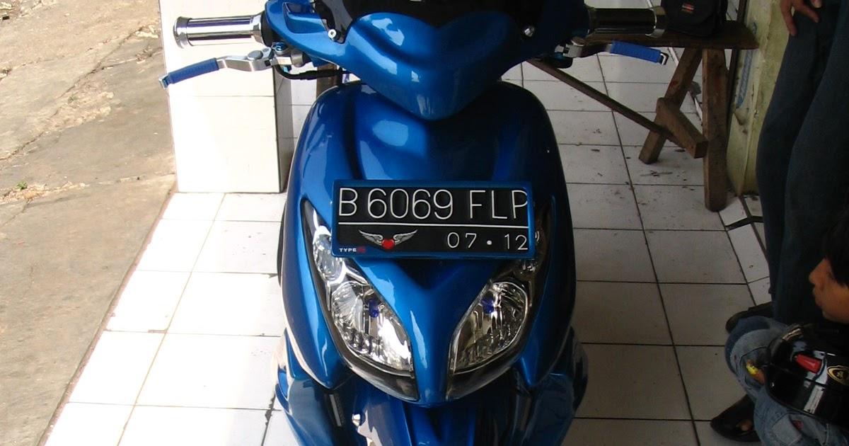 Yamaha Mio Soul Low Rider 2008 Jakarta