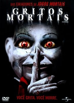 Gritos Mortais - Filme de Terror