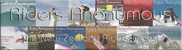 Riders Anonymous