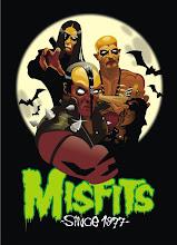 My Misfits Art