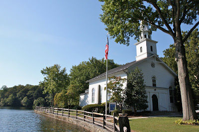 Old Long Island St John S Church Cold Spring Harbor