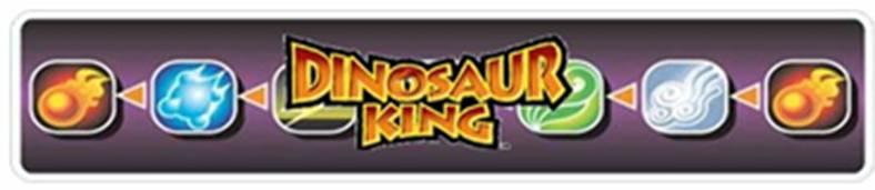 Dinosaur King Justimagine