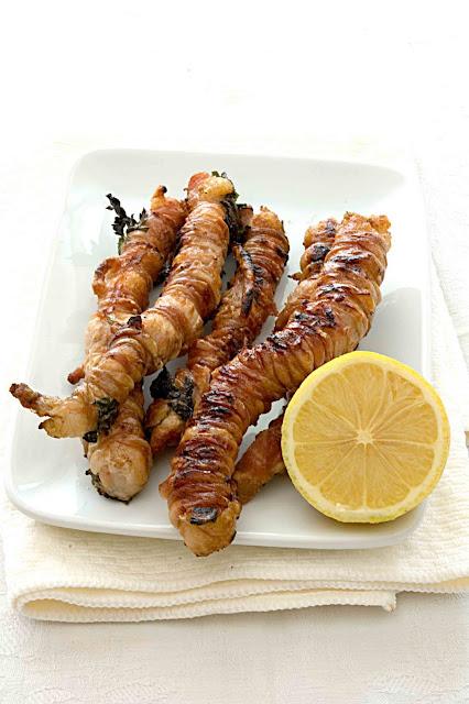 Street food: Stigghiole!