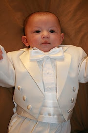 Andrew's Baptism Suit