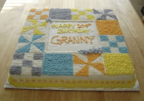The Cake Cow Quilt