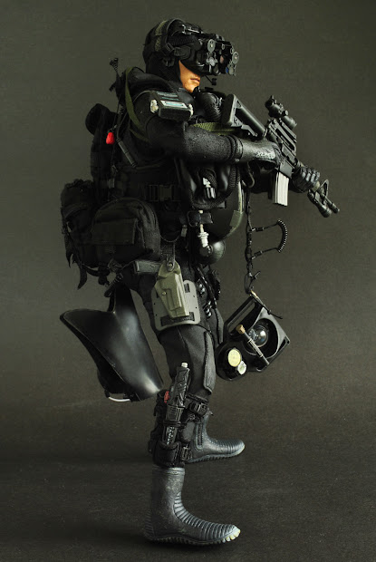 Onesixth.hobby Hot Toys Ussocom Navy Seal Udt 2005