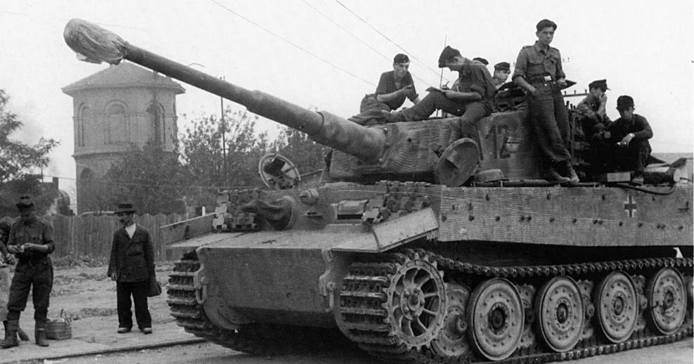 War Tard The Tiger Tank German Armor And Why The Tiger I Got Made