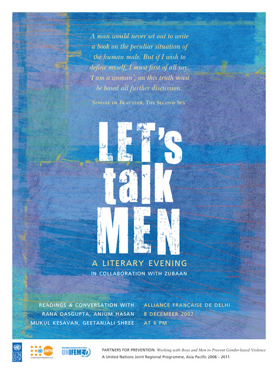 Let's talk Men