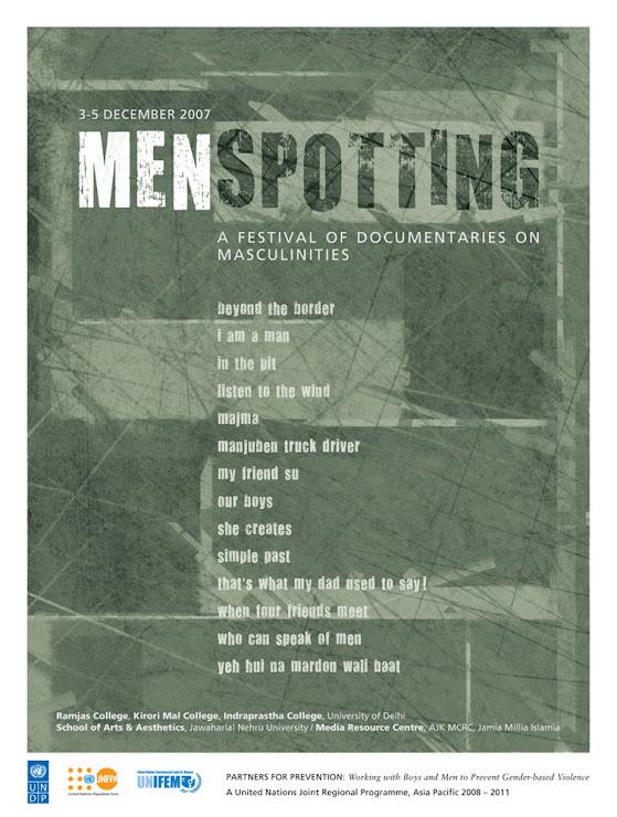 Men Spotting