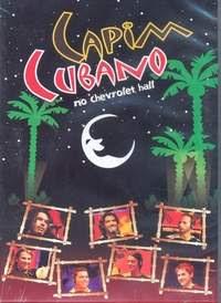 Capim Cubano – Ao Vivo No Chevrolet Hall (Audio-DVD)(2007)