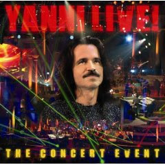 Yanni   Live: The Concert Event | músicas