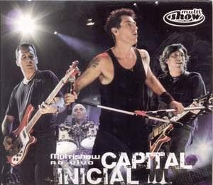 Capital Inicial – Ao Vivo Multishow (2008)