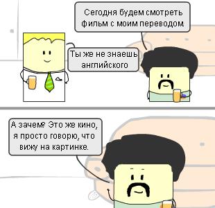 Сюжеты #76. Про переводы и переводчиков