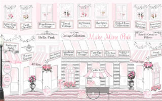 ~ Make Mine Pink Front Page Boutique ~