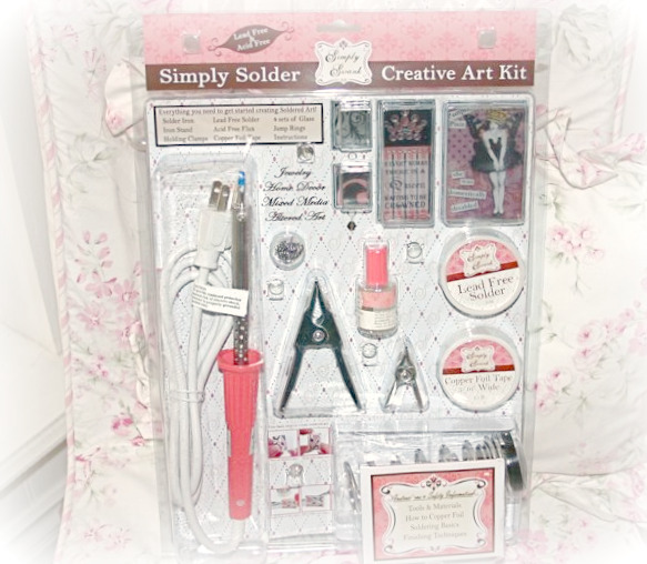 Soldered Charm Supplies Now Available