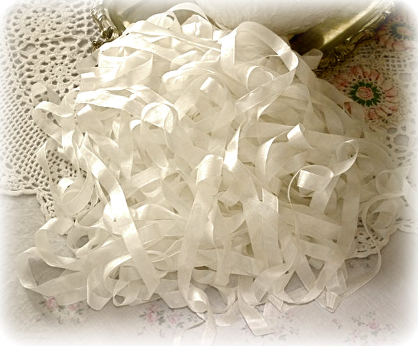 Crinkled Ribbon Tutorial