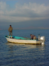 Pescadores comca'ac