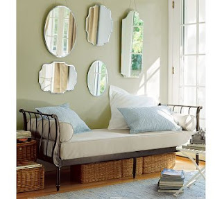 Poppyseed Creative Living: Decorating with mirrors